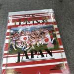ラグビー日本代表フレーム